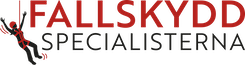 Fallskydd logotyp